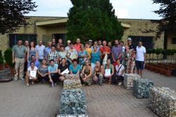 Zájezd Svazu školkařů Itálie 2015