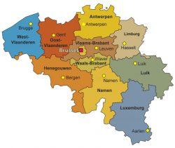 Návštěva belgických školkařů vČR