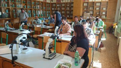 Odborný seminář: Symptomatologie ajejí využití přidiagnostice původců chorob aškůdců okrasných dřevin / fotogalerie / DSC_0075