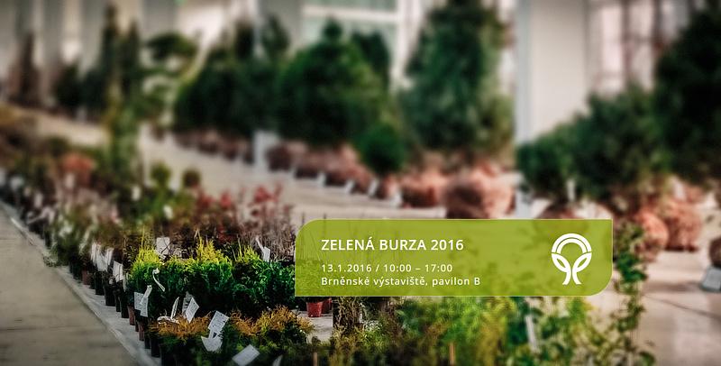 Zelená burza 2016